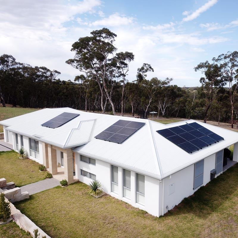 Solar Panels Western Sydney
