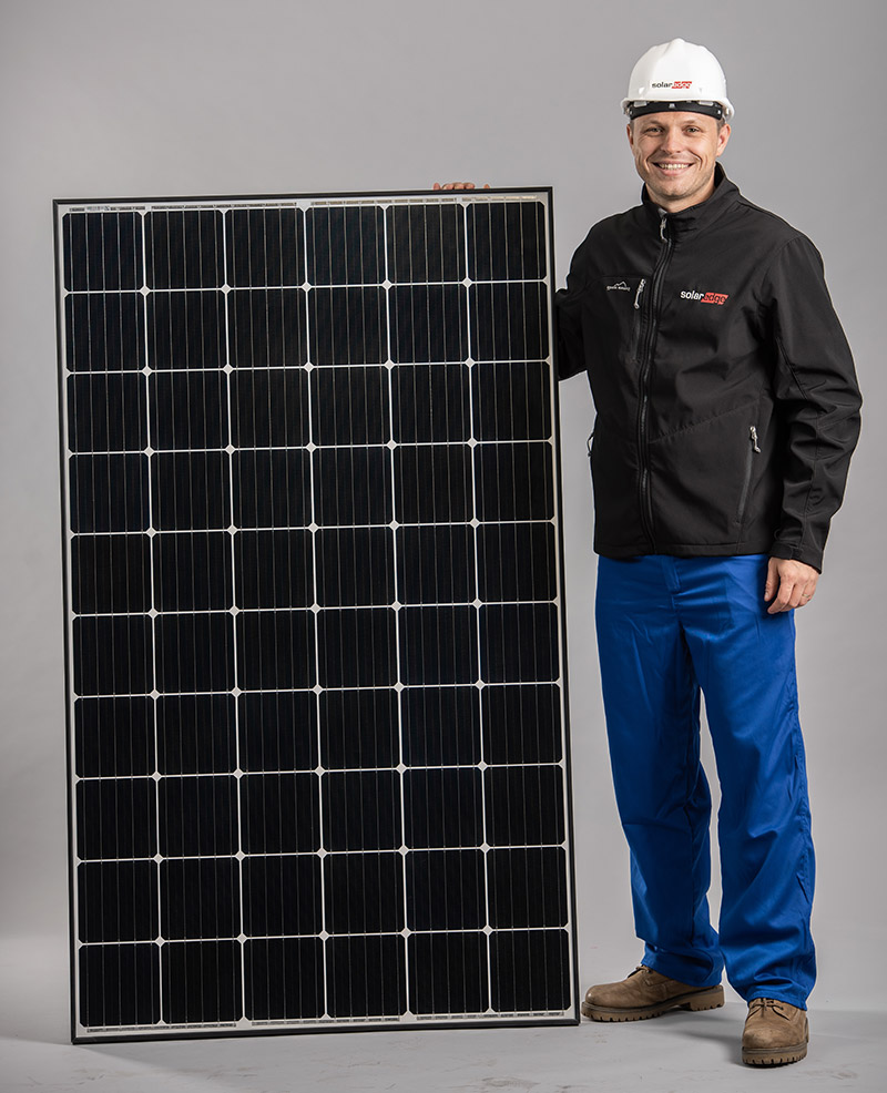 SolarEdge Solar Panels