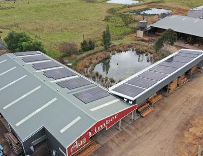 Aus Timber Solar