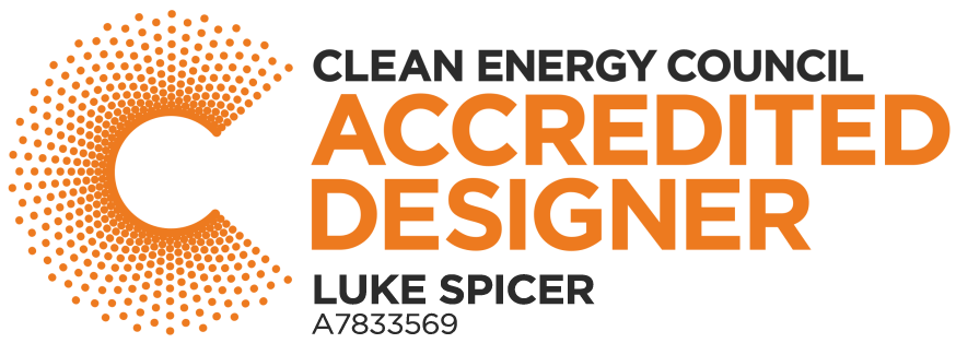 Clean Energy Council Accredited Designer