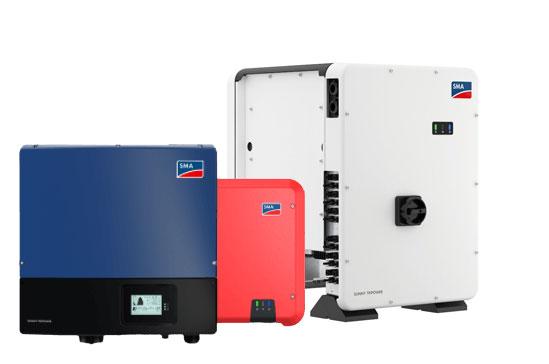SMA Solar Inverters