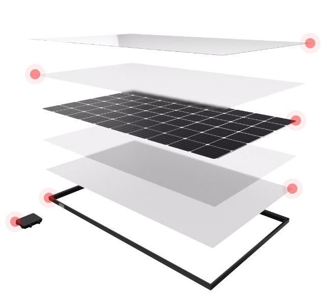 Suntech panel benefits